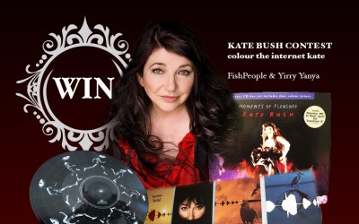Update for the KATE BUSH CONTEST