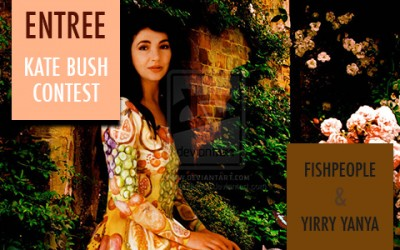 Madeleine 3 – entree in the Kate Bush Contest