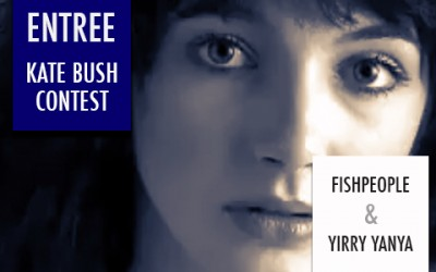 Uwe – entree into the KATE BUSH contest