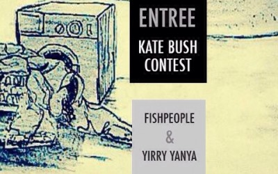 Gursel – Entree into the KATE BUSH contest