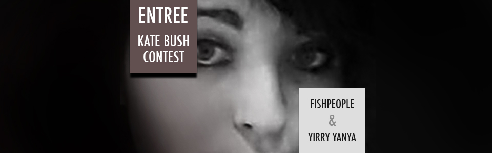 Anna's 2nd entree into the KATE BUSH contest