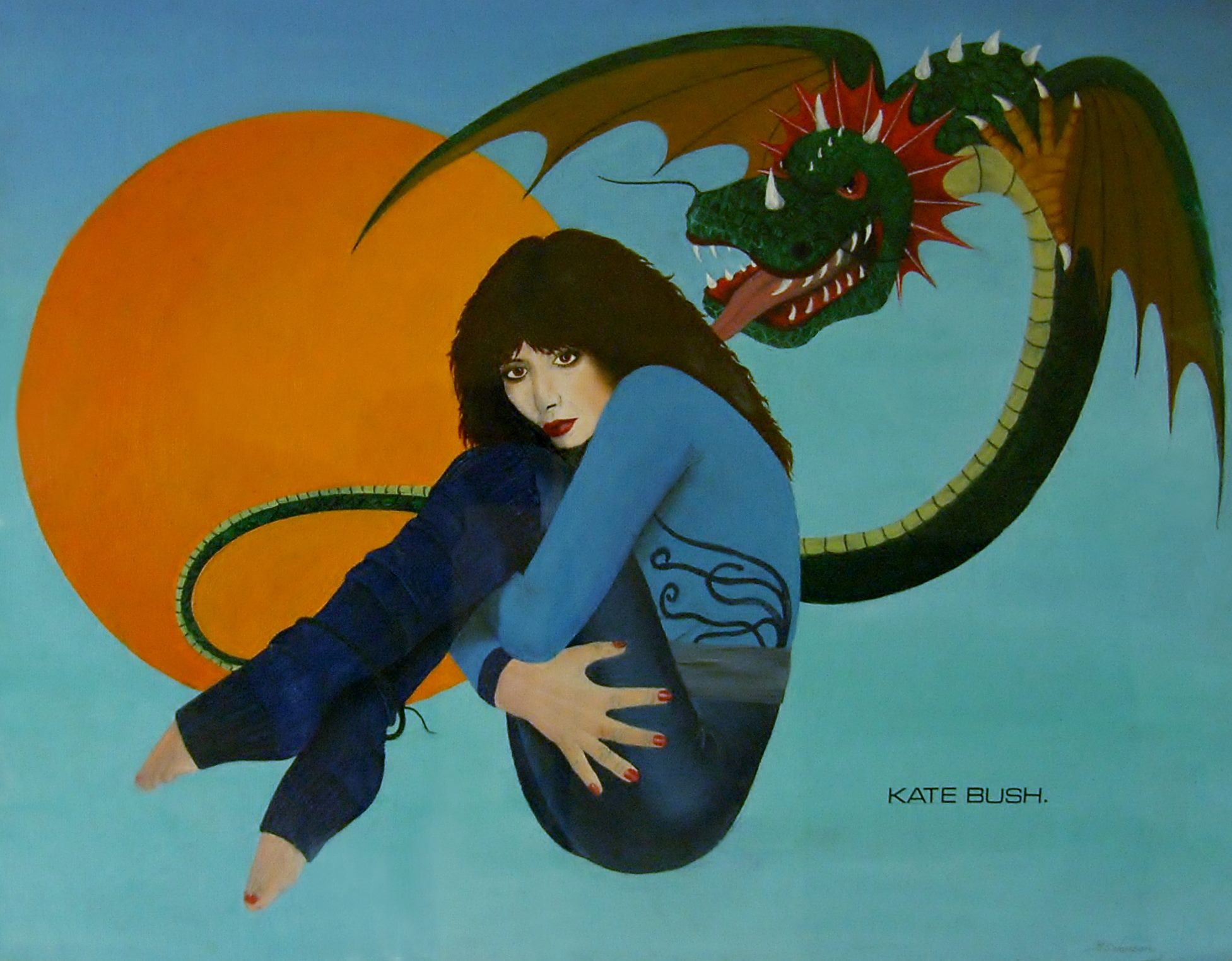Brian Swanson - Kate Bush