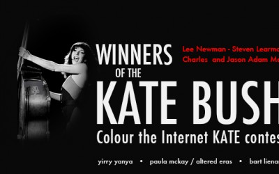 Winner of the KATE BUSH contest 2014